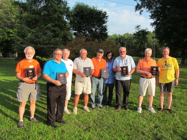 2016 CQ RTTY Plaque Recipients