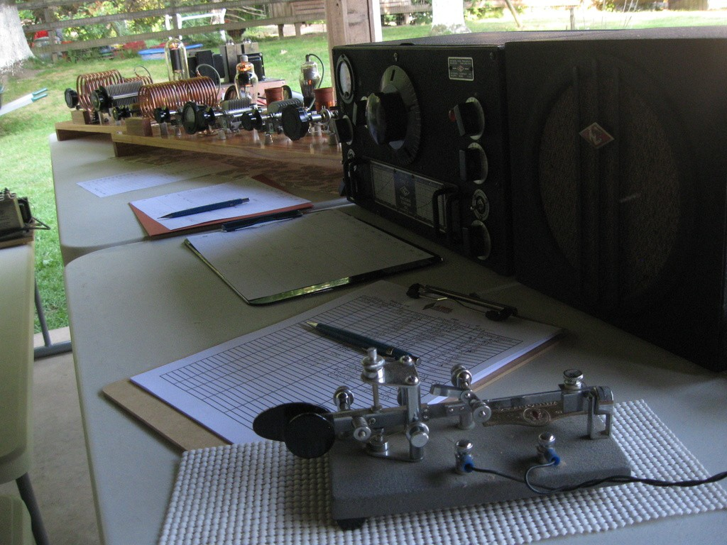 A View of the Receiver