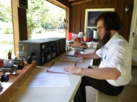 Eric NO3M Working on 40M