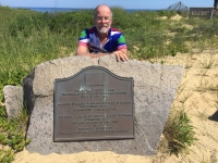 K8MR at Marconi Site on Cape Cod