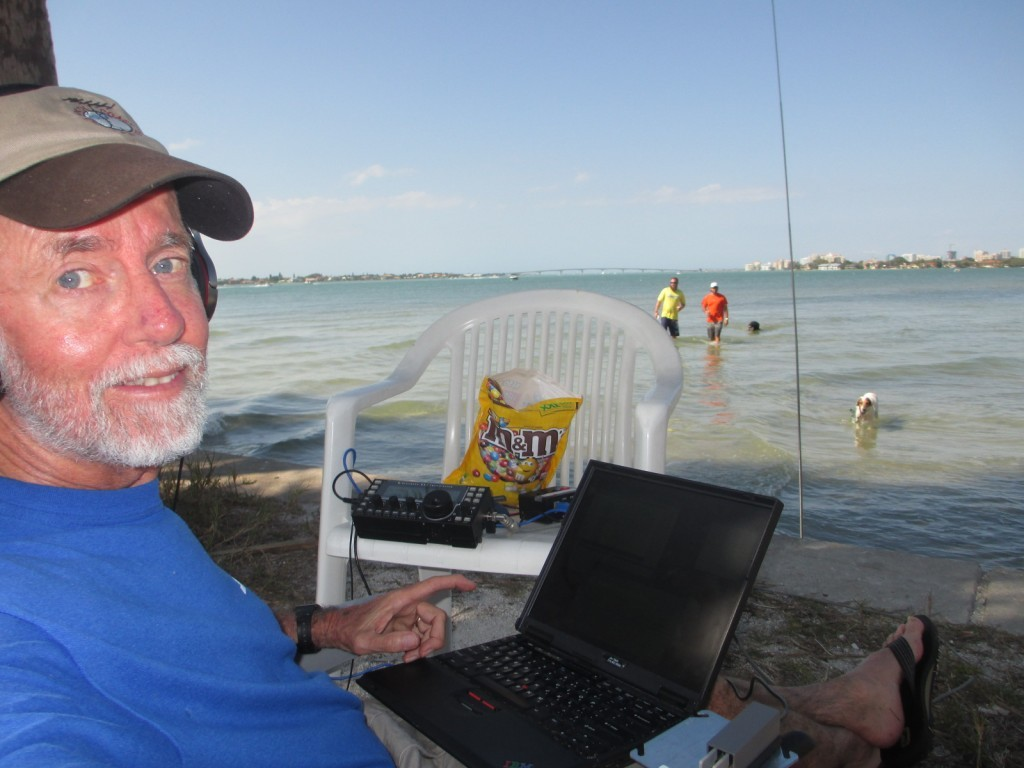 K8MR Operating 2015 ARRL DX CW