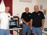 RTTY Contesting from VP9I (WW3S, ND8L & K3GP)